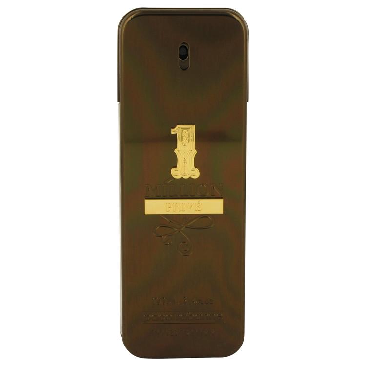 1 Million Prive by Paco Rabanne Men's Eau De Parfum Spray (Tester) 3.4 oz
