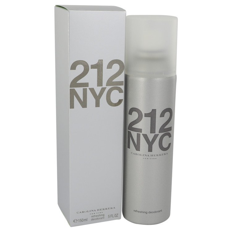 212 by Carolina Herrera Women's Deodorant Spray (Can) 5 oz