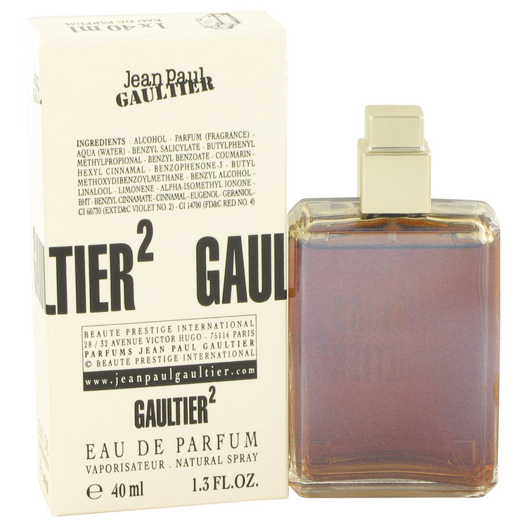 Jean Paul Gaultier 2 by Jean Paul Gaultier Women's Eau De Parfum Spray (Unisex) 1.3 oz