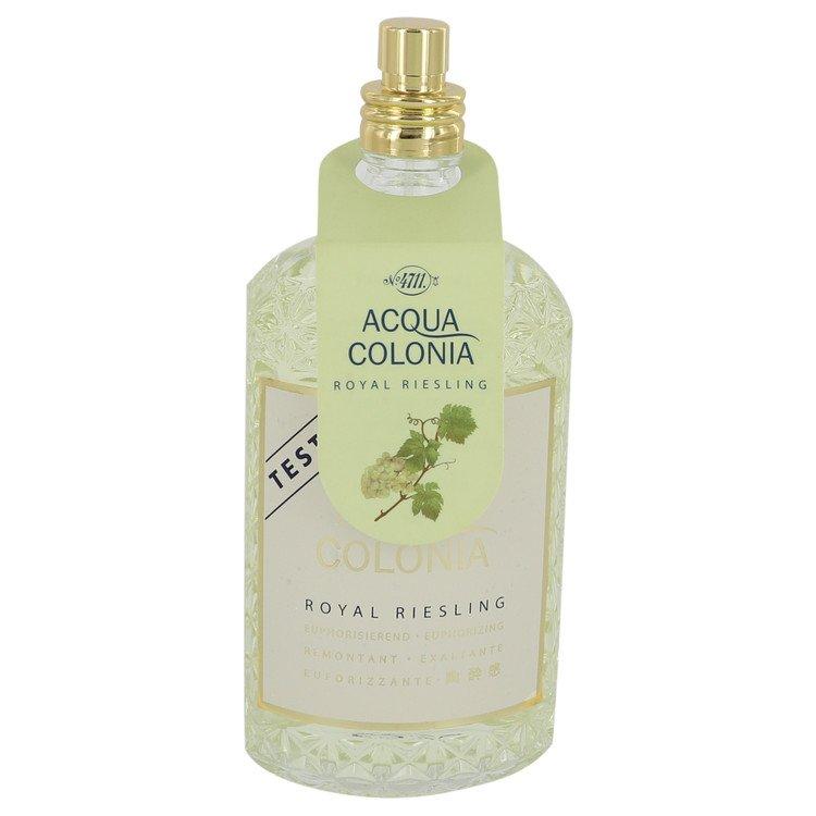 4711 Acqua Colonia Royal Riesling by Maurer & Wirtz Women's Eau De Cologne Spray (Tester) 5.7 oz