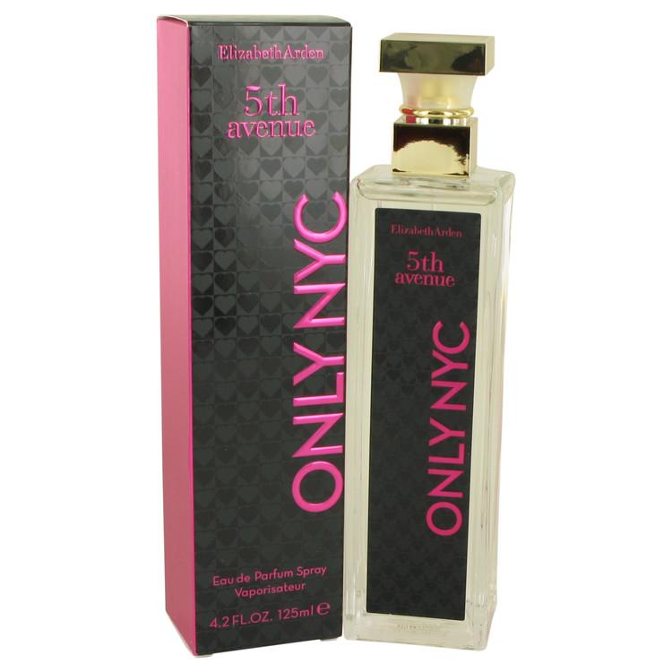5th Avenue Only Nyc by Elizabeth Arden for Women Eau De Parfum Spray 4.2 oz