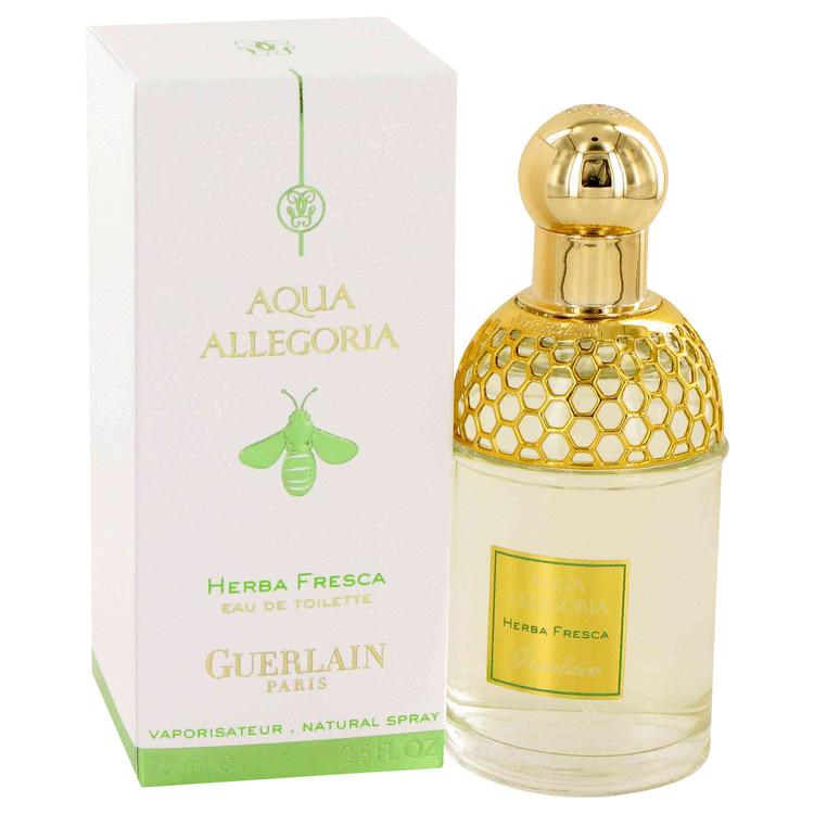 Aqua Allegoria Herba Fresca by Guerlain Women's Eau De Toilette Spray (Unisex) 2.5 oz