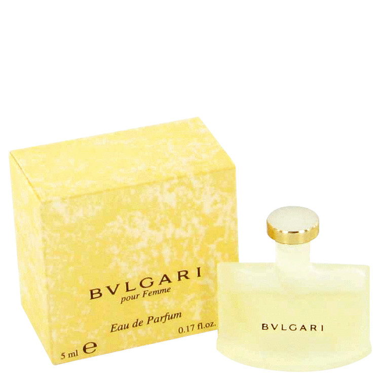 Bvlgari (bulgari) by Bvlgari for Women Mini EDP .17 oz