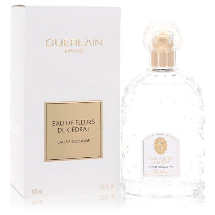 Eau De Fleurs De Cedrat by Guerlain Women's Eau De Cologne Spray 3.3 oz