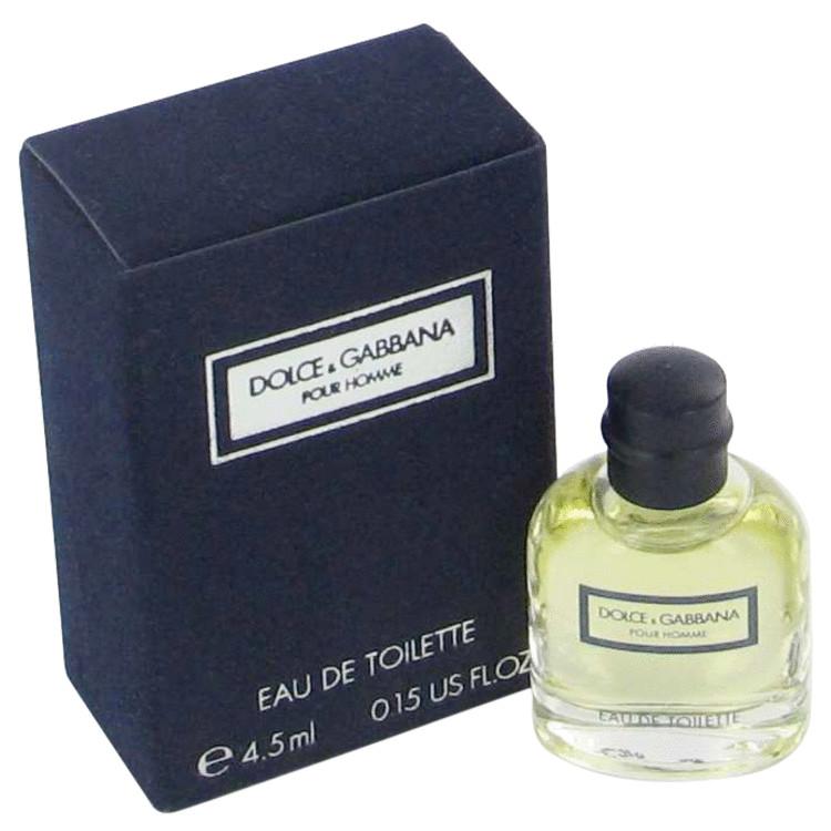 Dolce & Gabbana by Dolce & Gabbana for Men Mini EDT .15 oz