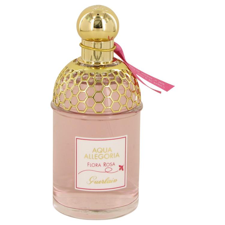 Aqua Allegoria Flora Rosa by Guerlain Women's Eau De Toilette Spray (Tester) 3.3 oz