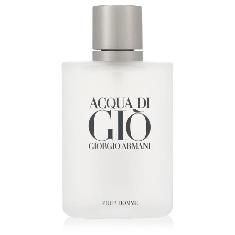 Acqua Di Gio by Giorgio Armani Men's Eau De Toilette Spray (Tester) 3.3 oz