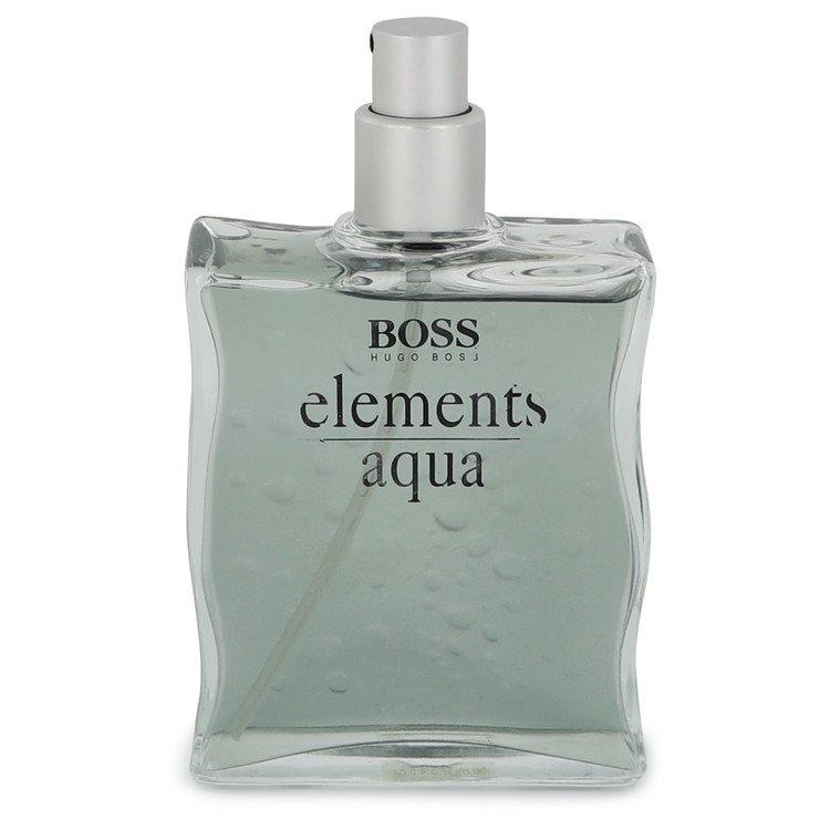 Aqua Elements by Hugo Boss Men's Eau De Toilette Spray (Tester) 3.4 oz