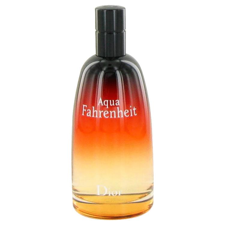 Aqua Fahrenheit by Christian Dior for Men Eau De Toilette Spray (Tester) 4.2 oz