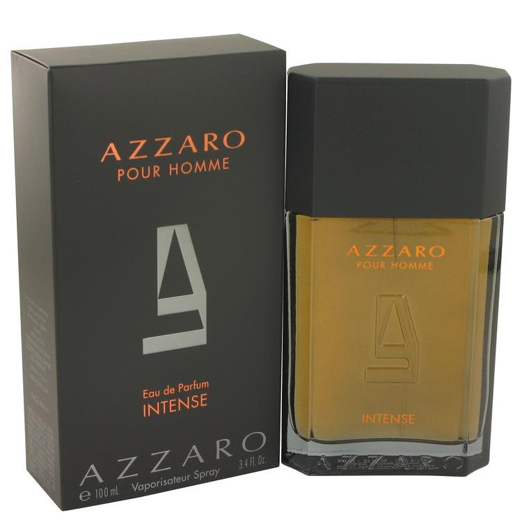 b2a77d40cea4b Azzaro Intense by Azzaro Men's Eau De Parfum Spray 3.4 oz Image