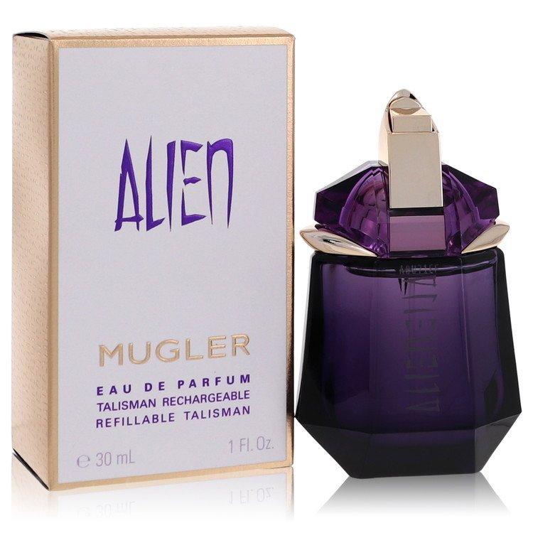 Alien by Thierry Mugler Women's Eau De Parfum Spray Refillable 1 oz