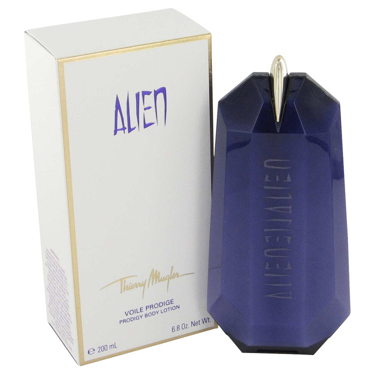 Alien by Thierry Mugler for Women Body Lotion 6.7 oz
