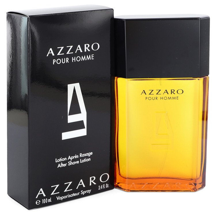 Azzaro by Azzaro Men's After Shave Lotion 3.4 oz