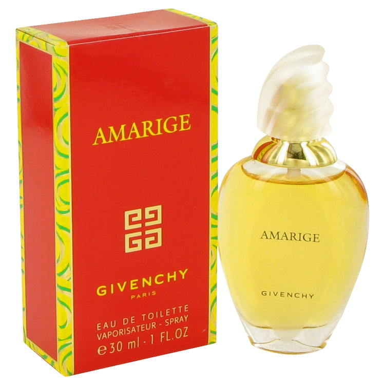 Amarige by Givenchy Women's Eau De Toilette Spray 1 oz