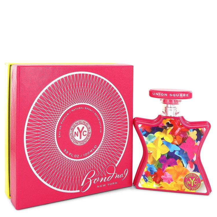 Andy Warhol Union Square by Bond No. 9 Women's Eau De Parfum Spray 3.4 oz