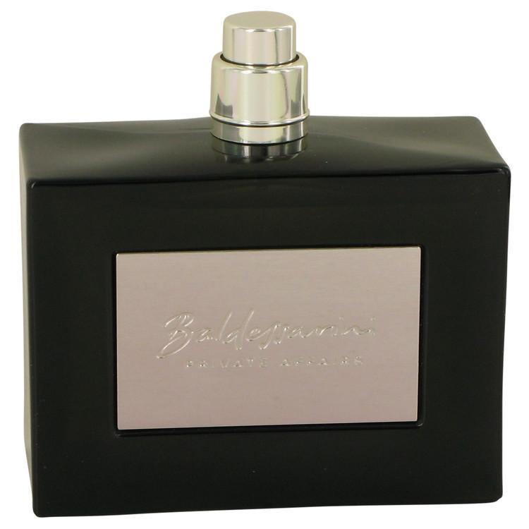 Baldessarini Private Affairs by Hugo Boss Men's Eau De Toilette Spray (Tester) 3 oz