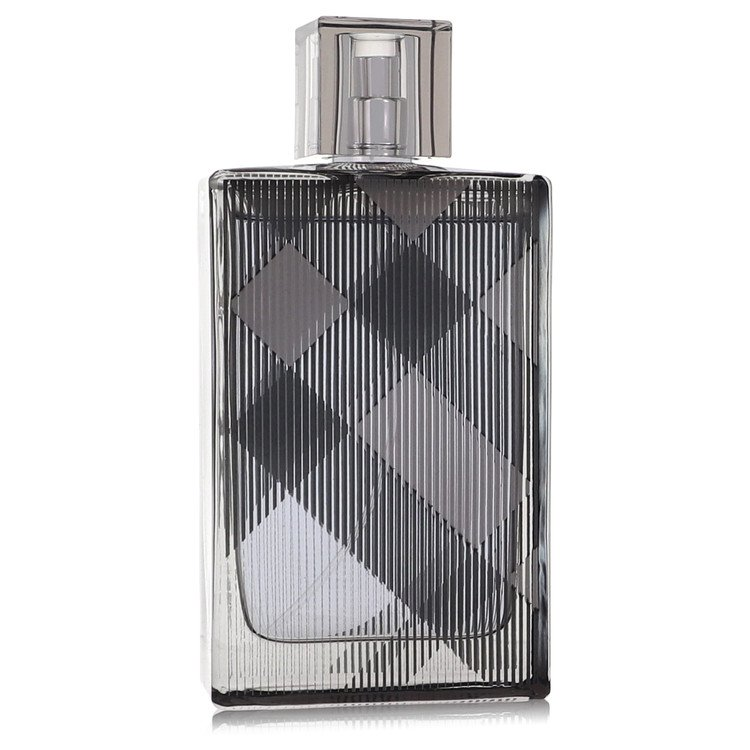 Burberry Brit by Burberry Men's Eau De Toilette Spray (Tester) 3.4 oz