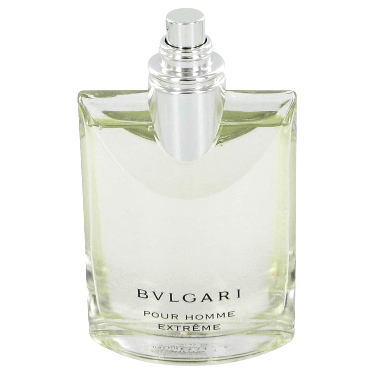 Bvlgari Extreme (bulgari) by Bvlgari for Men Eau De Toilette Spray (Tester) 3.4 oz