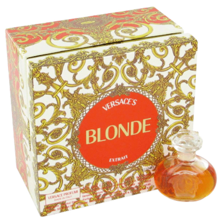 Blonde by Versace Women's Pure Perfume 1/2 oz