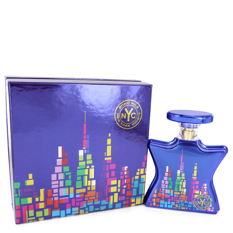 Bond No. 9 New York Nights by Bond No. 9 Women's Eau De Parfum Spray 3.4 oz