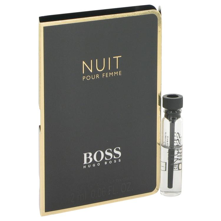 Boss Nuit by Hugo Boss Women's Vial (sample) .06 oz