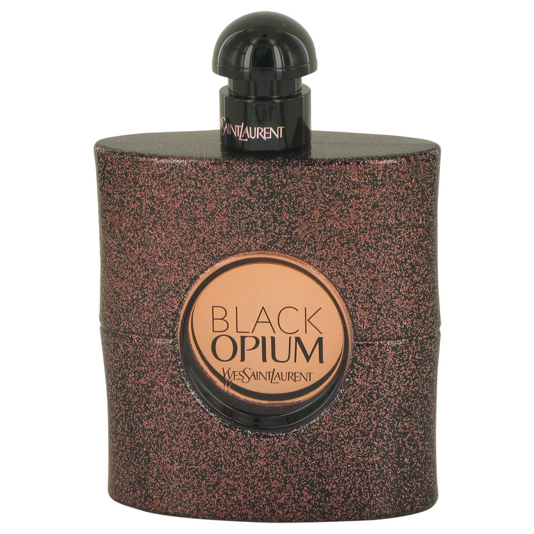 Black Opium by Yves Saint Laurent Women's Eau De Toilette Spray (Tester) 3 oz