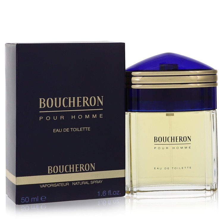 Boucheron by Boucheron Men's Eau De Toilette Spray 1.7 oz