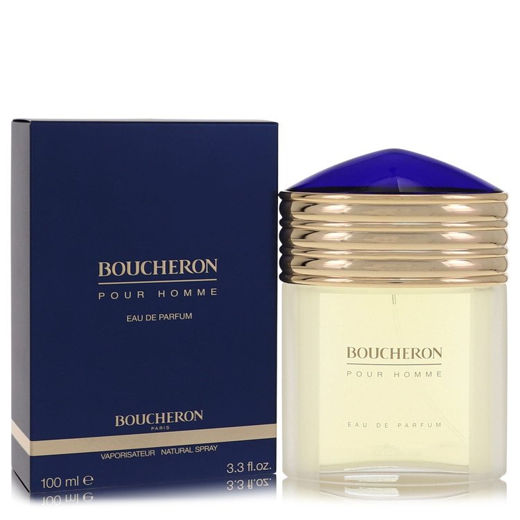 Boucheron by Boucheron Men's Eau De Parfum Spray 3.4 oz