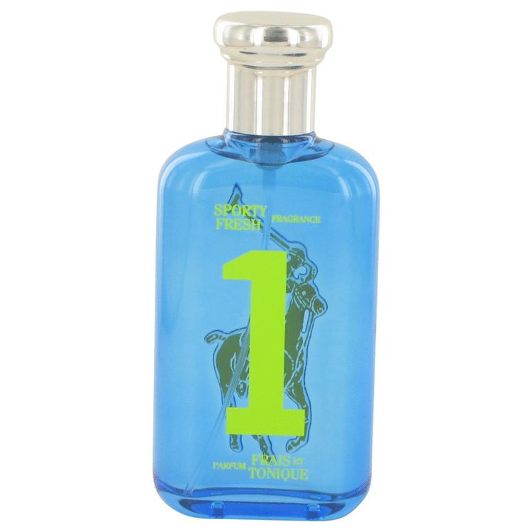 Big Pony Blue by Ralph Lauren for Women Eau De Toilette Spray (Tester) 3.4 oz
