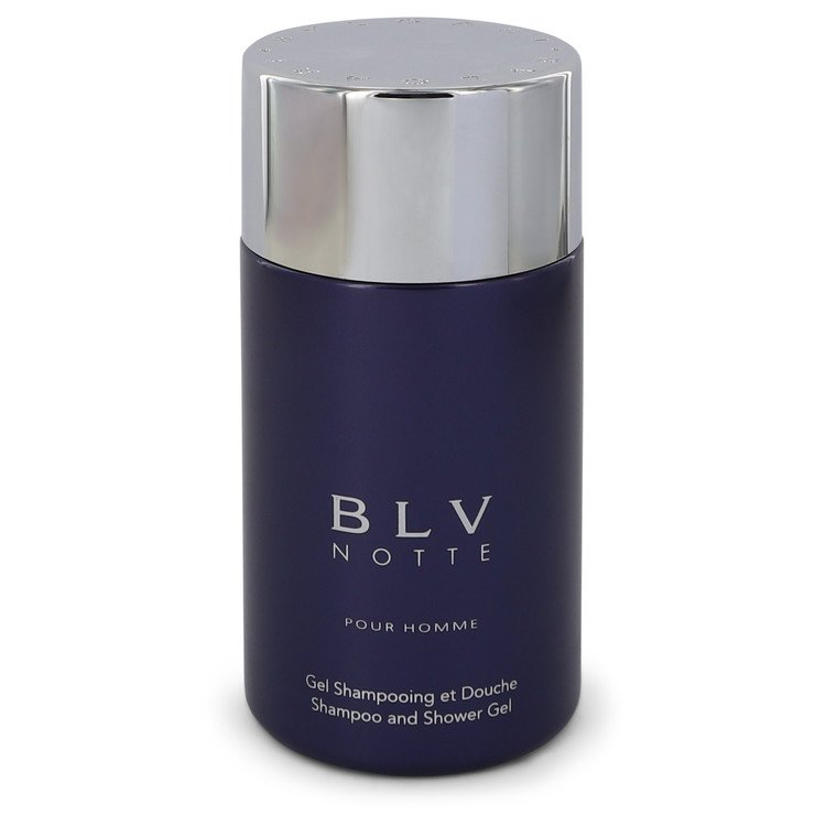 Bvlgari Blv Notte by Bvlgari Men's Shower Gel 6.7 oz