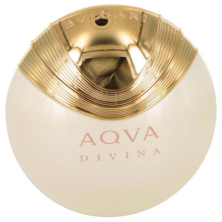 Bvlgari Aqua Divina by Bvlgari Women's Eau De Toilette Spray (Tester) 2.2 oz