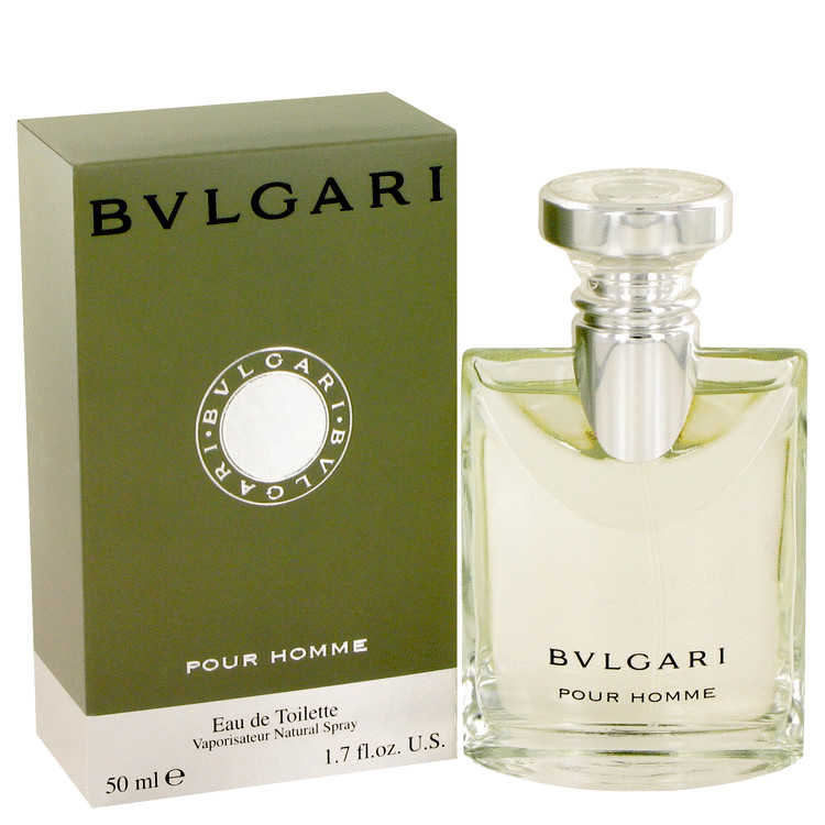 Bvlgari (bulgari) by Bvlgari for Men Eau De Toilette Spray 1.7 oz
