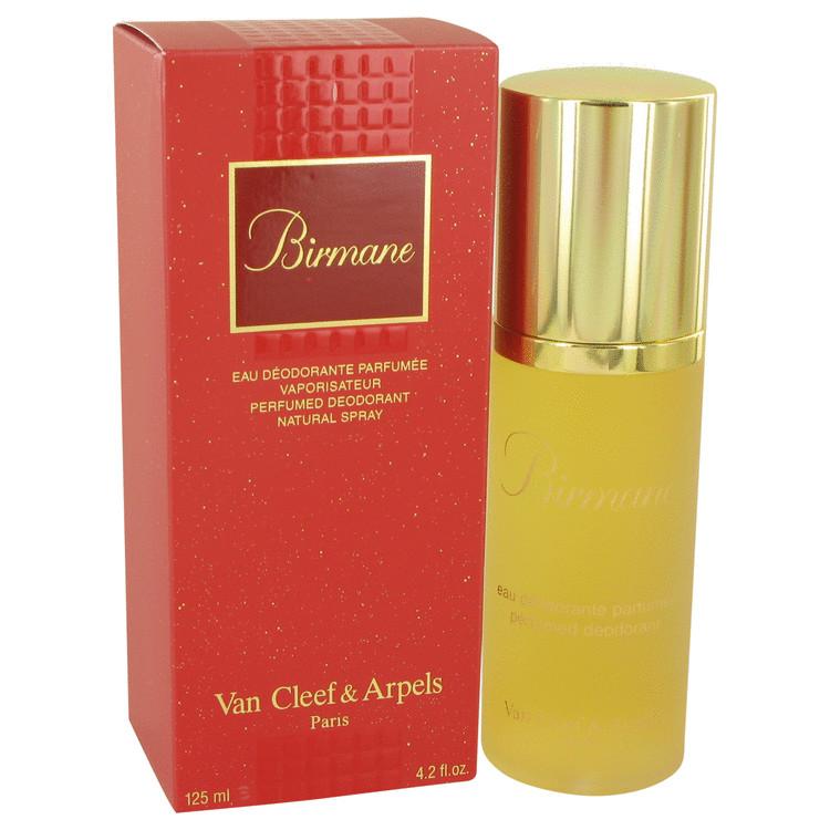 Birmane by Van Cleef & Arpels Women's Deodorant Spray 4.2 oz
