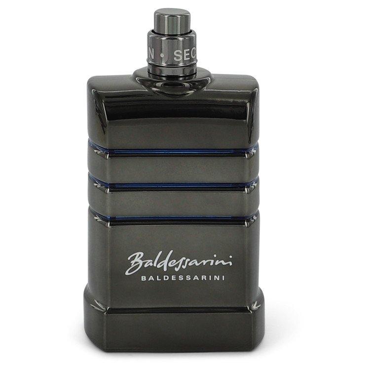 Baldessarini Secret Mission by Hugo Boss Men's Eau De Toilette Spray (Tester) 3 oz