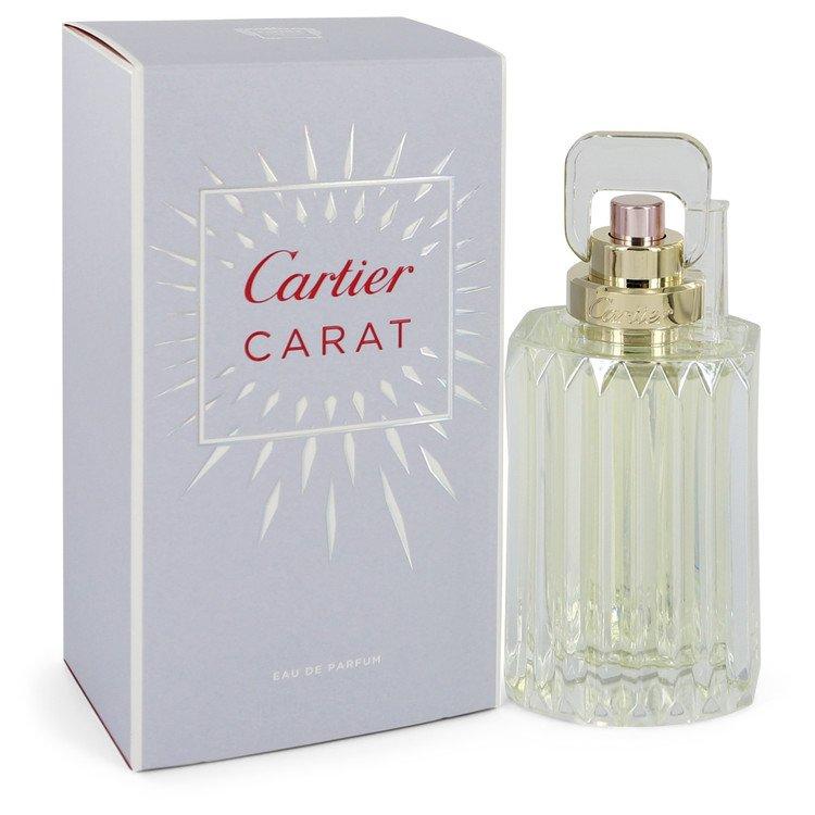 Cartier Carat by Cartier Women's Eau De Parfum Spray 3.3 oz