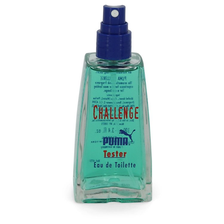 Challenge by Puma Men's Eau De Toilette Spray (Tester) 3.4 oz