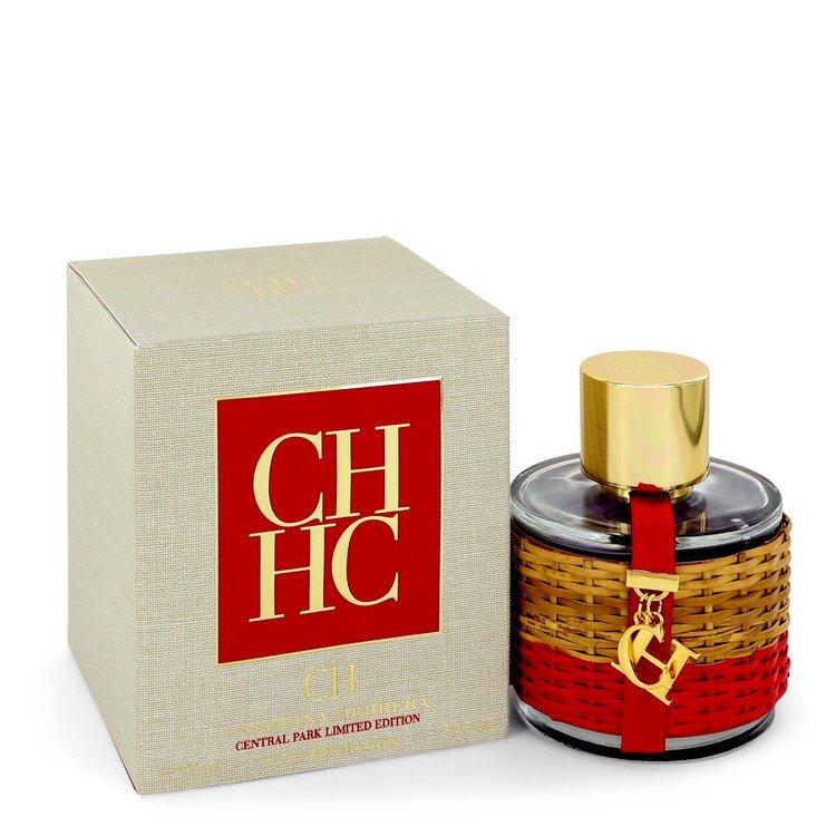 Ch Central Park Edition by Carolina Herrera Women's Eau De Toilette Spray 3.4 oz