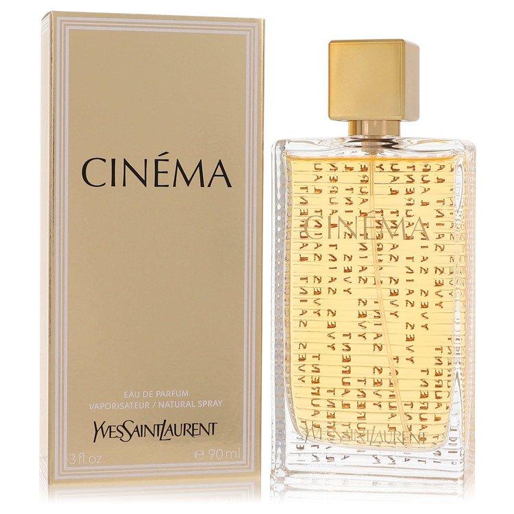 Cinema by Yves Saint Laurent Women's Eau De Parfum Spray 3 oz