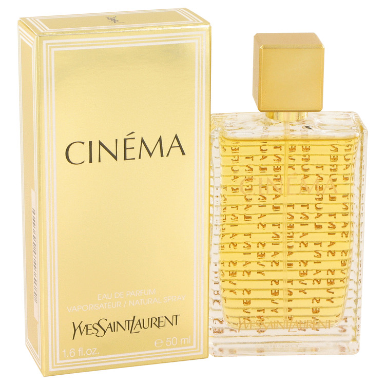 Cinema by Yves Saint Laurent Women's Eau De Parfum Spray 1.6 oz