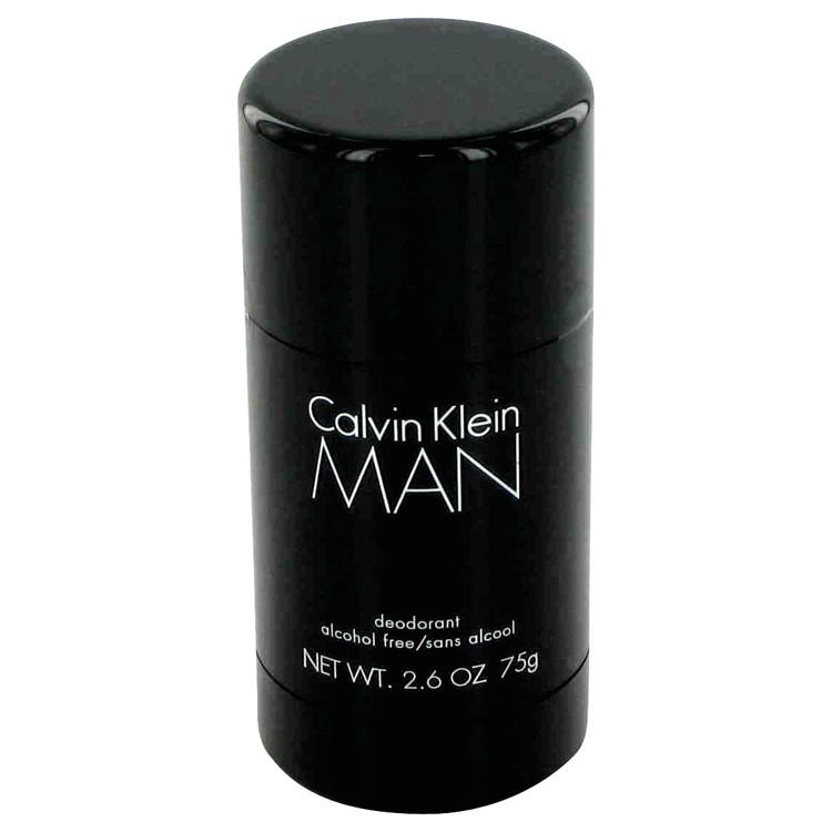 Calvin Klein Man by Calvin Klein Men's Deodorant Stick 2.5 oz