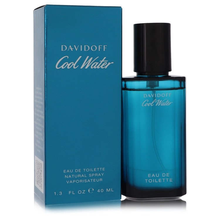 Cool Water by Davidoff Men's Eau De Toilette Spray 1.35 oz