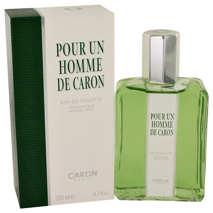 Caron Pour Homme by Caron for Men Eau De Toilette Spray 6.7 oz