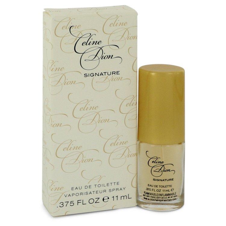 Celine Dion Signature by Celine Dion Women's Eau De Toilette Spray .375 oz