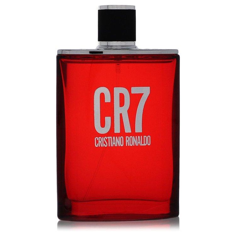 Cristiano Ronaldo Cr7 by Cristiano Ronaldo Men's Eau De Toilette Spray (Tester) 3.4 oz