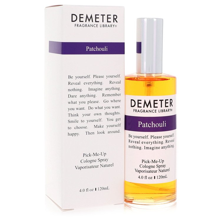Demeter by Demeter for Women Patchouli Cologne Spray 4 oz
