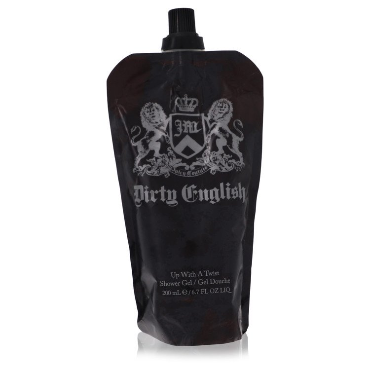 Dirty English by Juicy Couture Men's Shower Gel 6.7 oz