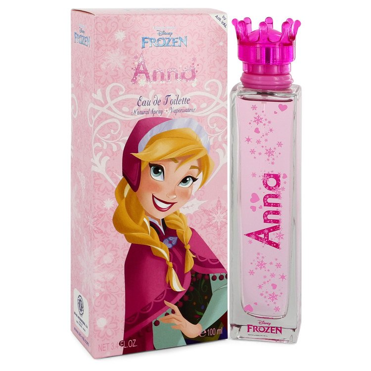 Disney Frozen Anna by Disney Women's Esu De Toilette Spray 3.4 oz