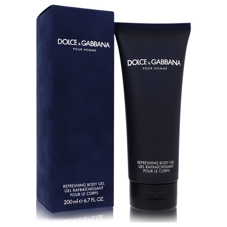 Dolce & Gabbana by Dolce & Gabbana for Men Shower Gel 6.8 oz