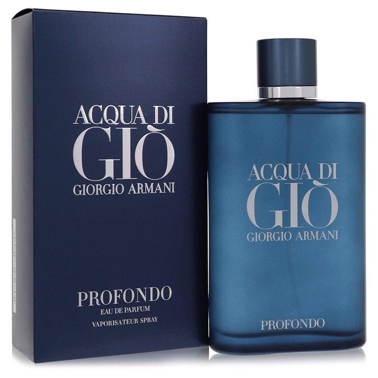 Acqua Di Gio Profumo by Giorgio Armani Men's Eau De Parfum Spray 6 oz