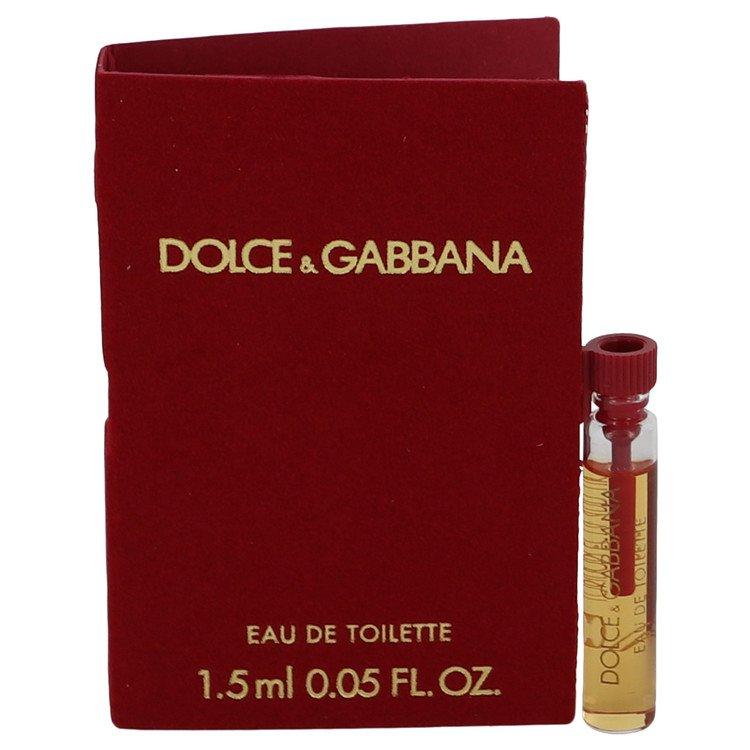 Dolce & Gabbana by Dolce & Gabbana Women's Vial (sample) .05 oz